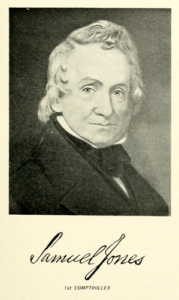 Samuel Jones. Image courtesy of Wikipedia.