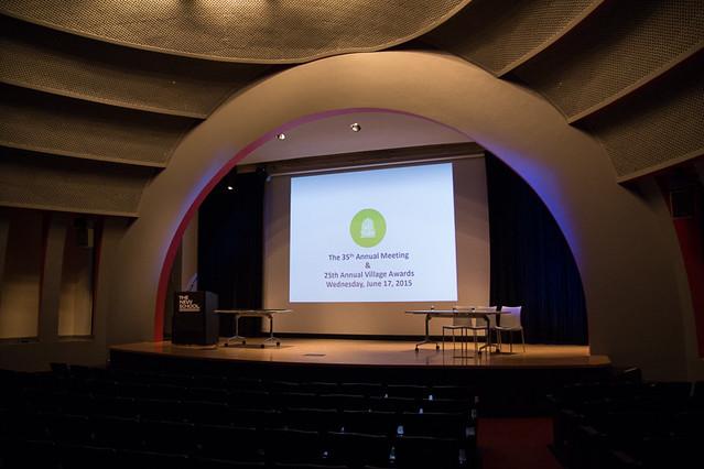 2015 Annual Meeting & Village Awards