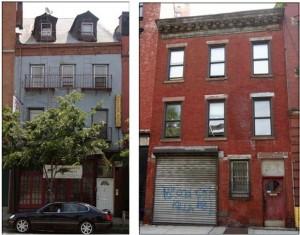 398 West Street and 7 Weehawken Street