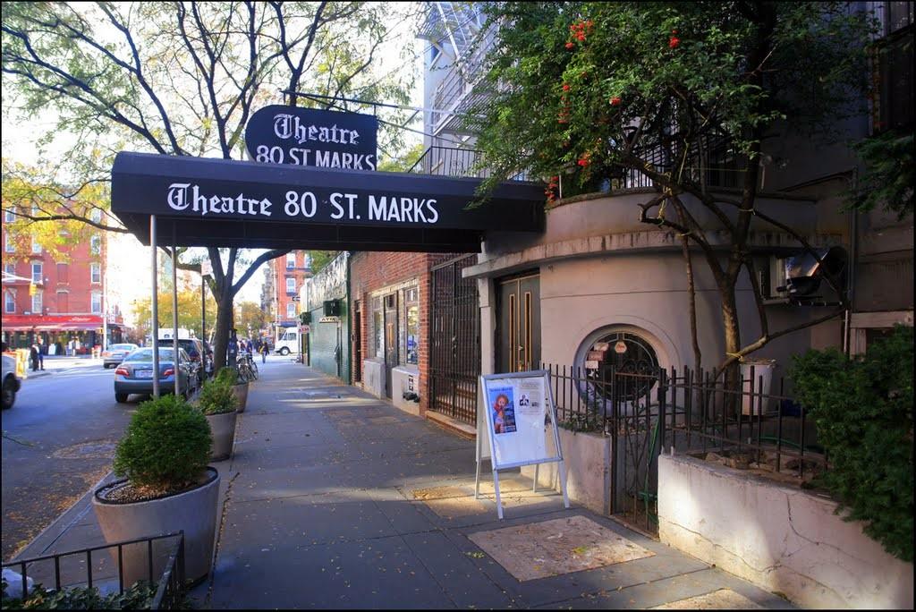 Theater 80 St. Marks.  Photo courtesy of panoramio.com.