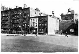 57 Sullivan Street, 1934.  NYPL