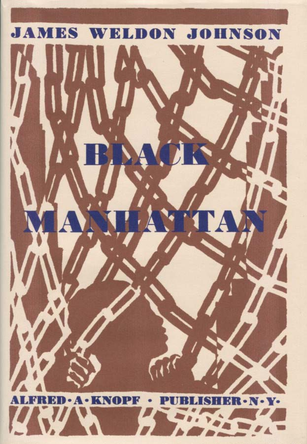 James Weldon Johnson's Black Manhattan
