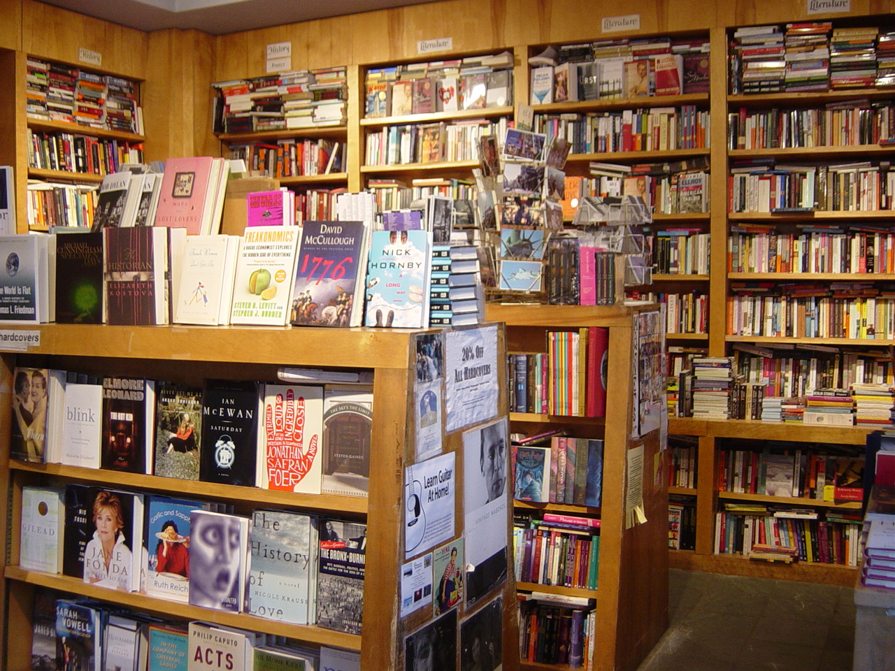 The former BookBook, when it was known as Biography Bookshop