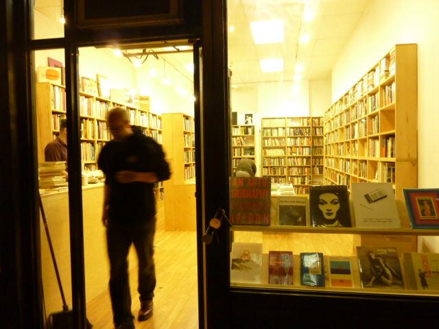 Mast Books, photo courtesy of EV Grieve