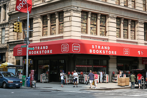 The Strand at 12th Street and Broadway