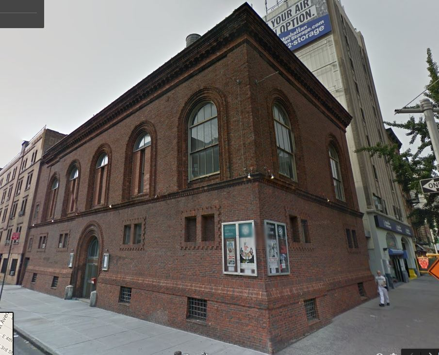 Magistrates' Courthouse. Source: Google Maps.