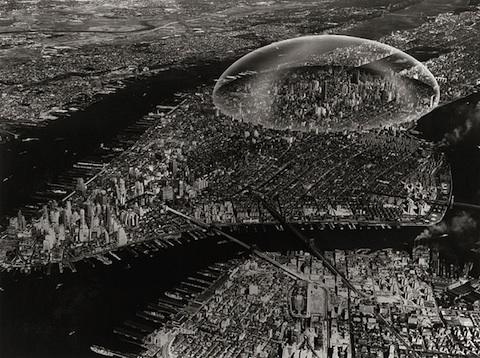 Dome over Midtown. Image via arttattler.