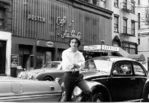 The former Cafe-Au-Go-Go. Photo via Rock Cellar Magazine.