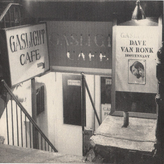 The Gaslight was located at 116 MacDougal Street. Image via Pop Spots NYC.