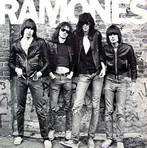 The Ramones -- the classic line-up
