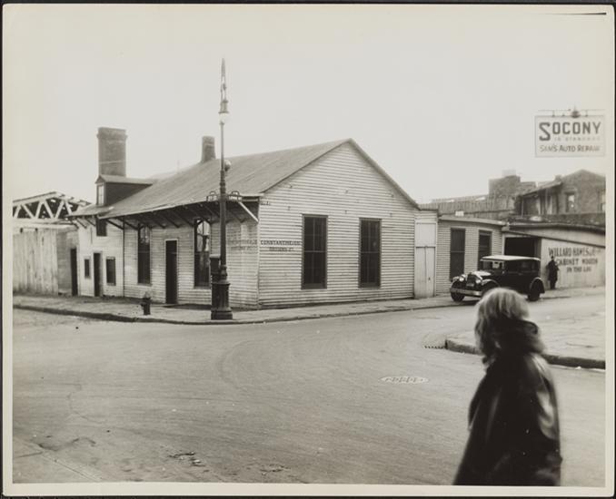 220lewis__7thStreet_CharlesVonUrban_1932_MCNY