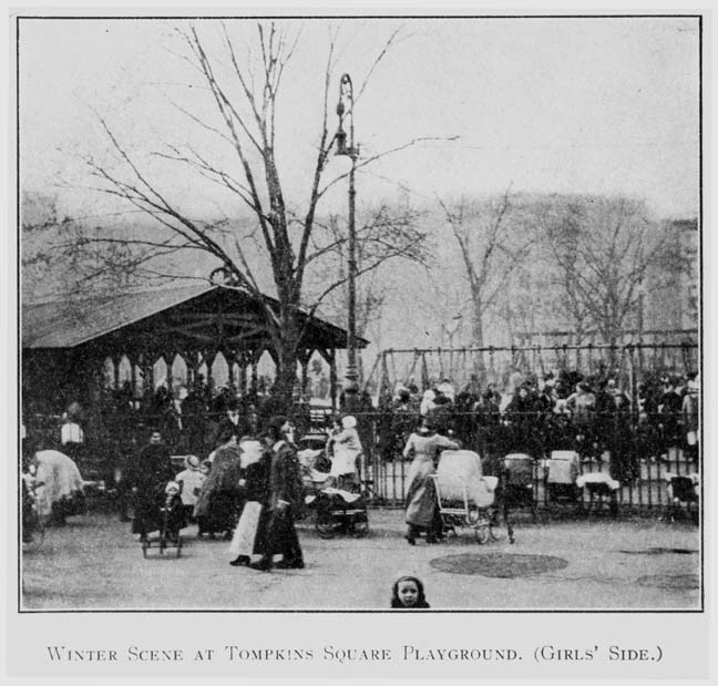 Photo, 1911, courtesy of the New York City Parks Photo Archive.
