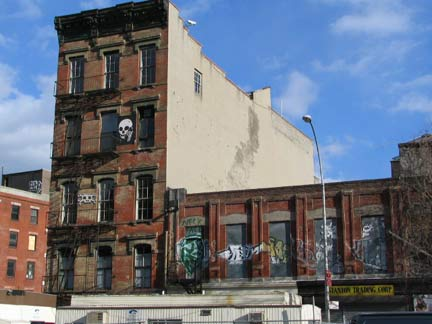 295 Bowery.  Image courtesy of Curbed.