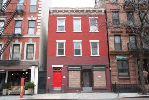 54 MacDougal Street, pre-demolition