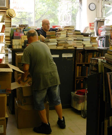 Mercer - book buying