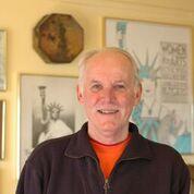 Tom Bernardin, photo by Liza Zapol for GVSHP, March 12, 2015