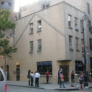 Julius' Bar, photo source: Wikipedia