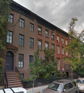Nos. 3-7 St. Luke's Place, courtesy of Google Maps