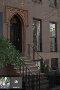 Entry at 151 Avenue B, courtesy of Google Maps