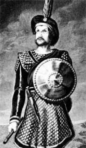 William Charles Macready as Macbeth