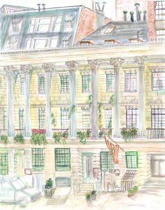 WEB- 125 Lafayette Street Colonnade