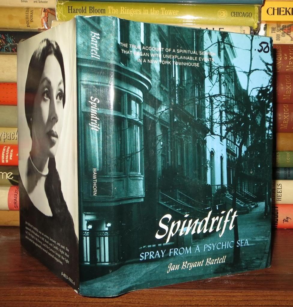 Spindrift: Spray from a Psychic Sea. Photo courtesy of AbeBooks.