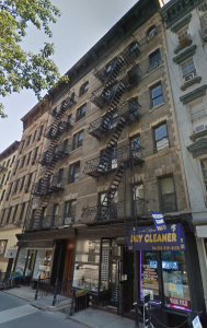 107-109 Sullivan Street. New law tenement built in 1905 and designed by Horenburger and Straub.
