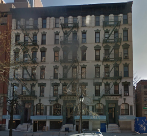 188-192 Avenue of the Americas. Old law tenements built in 1900 and designed by Michel Bernstein