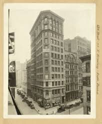 Image result for 1901 the thompson building broadway nyc
