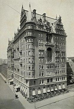 Waldorf Astoria 1893