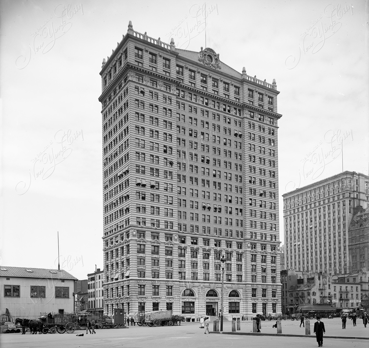 The Whitehall, 1904