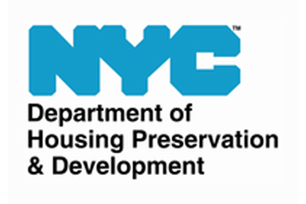 NYC Department of Housing Preservation and Development logo