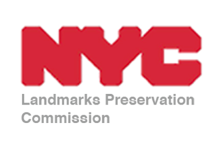 Logo of the NYC Landmarks Preservation Commission