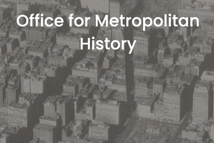 Office for Metropolitan History screenshot