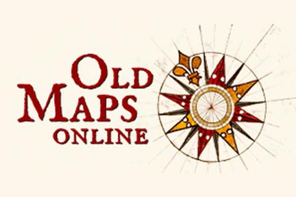 Old Maps Online logo