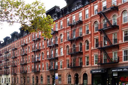 Cover photo, History of the East Village