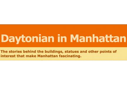 Daytonian in Manhattan screenshot