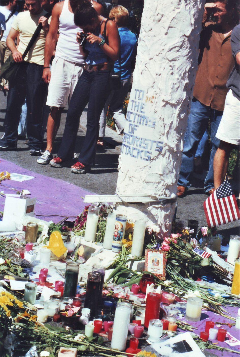 Marjorie Zien - 911 Union Sq memorial message