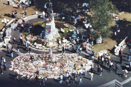 Marjorie Zien - 911 union sq memorial