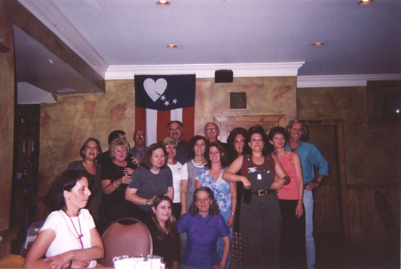Lenore Mills- Ground Zero Fellowship Fathers September 7, 2002