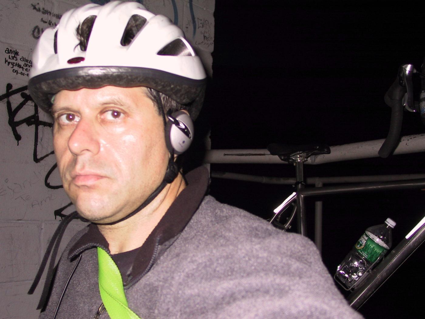 Charles Kramer- Selfie, Hoboken, September 23, 2001