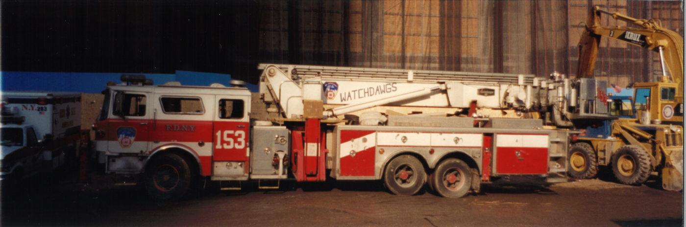 """Brooklyn Ladder 153 """"Watchdawgs"""""""
