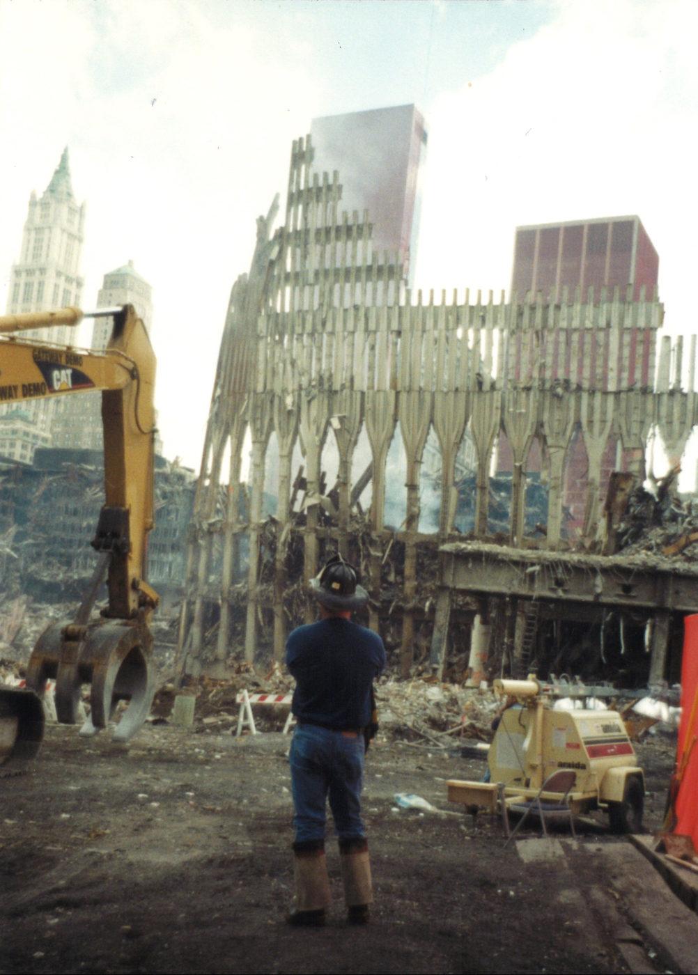 FDNY at Ground Zero