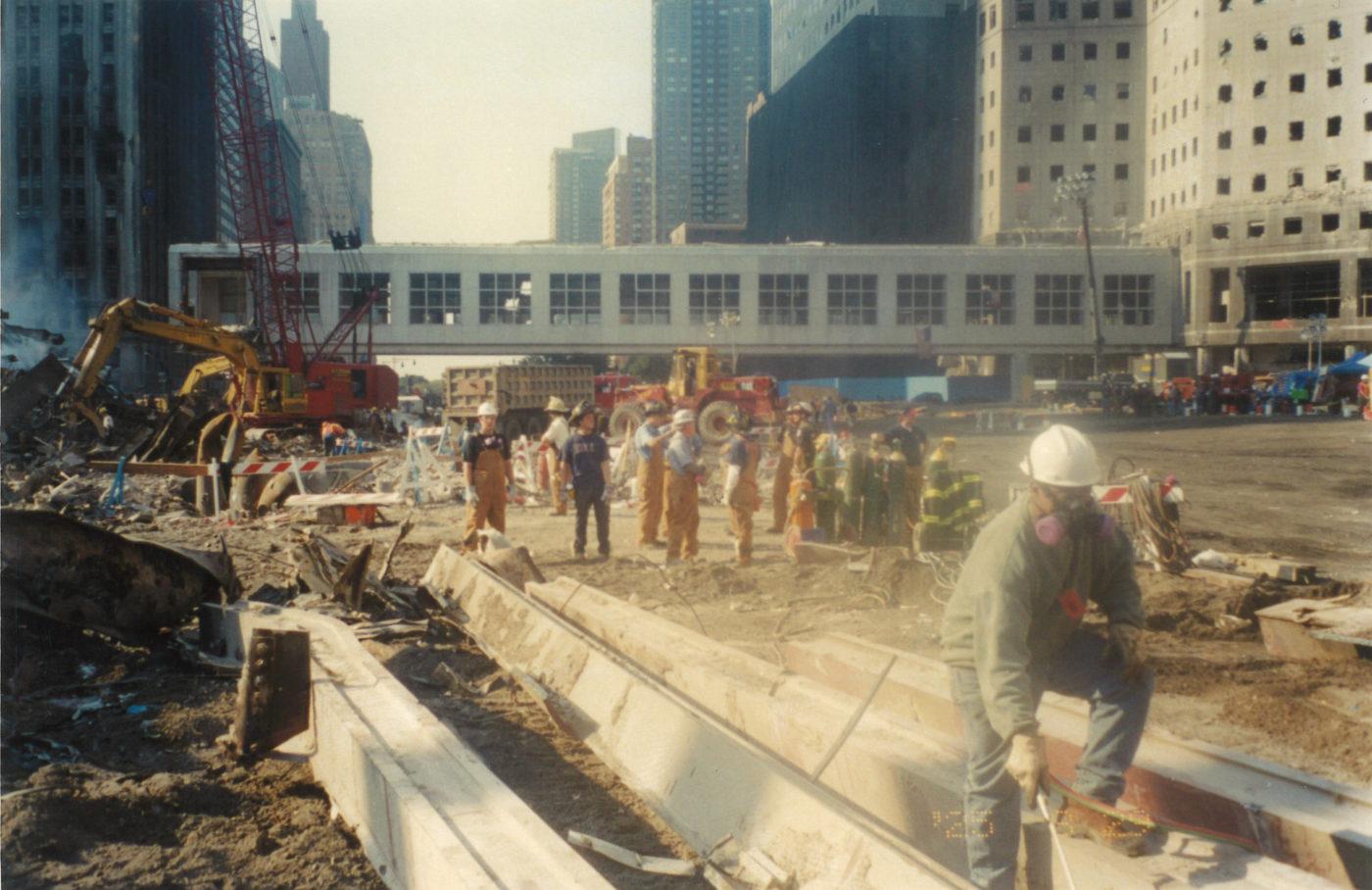 Ground Zero at West Street