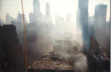 Overlooking Ground Zero from 200 Vesey