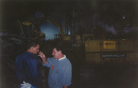 Workers at Ground Zero