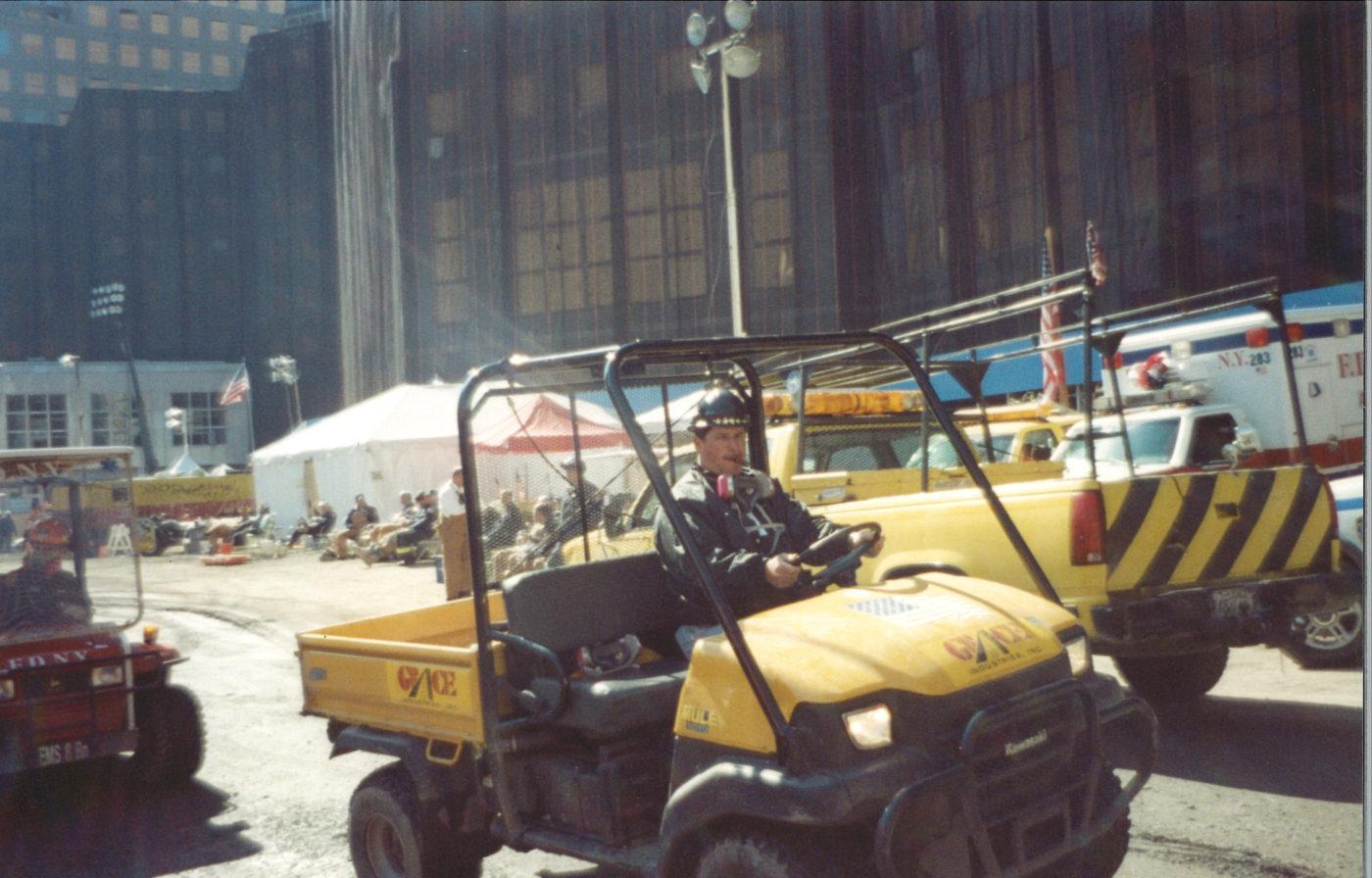 Unknown Construction Worker at Ground Zero