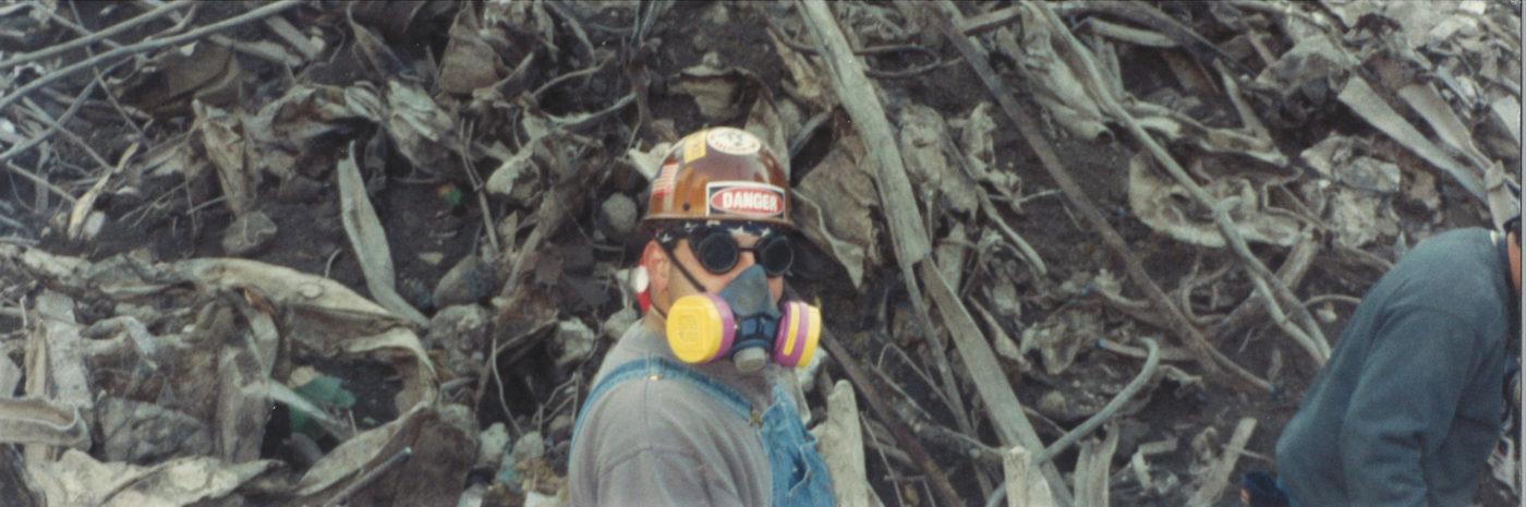 Worker at Ground Zero (3)