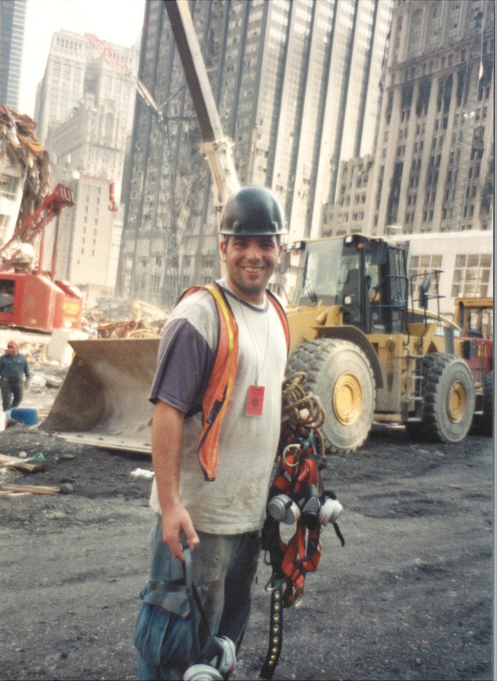 Worker at Ground Zero (4)