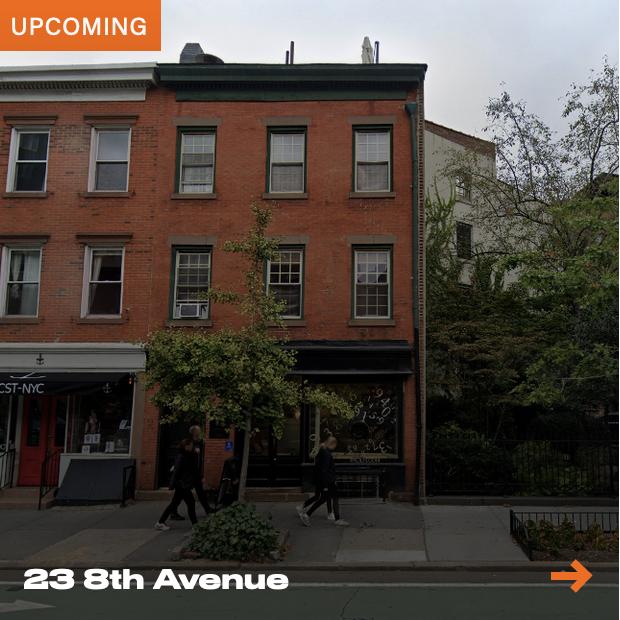 23 8th Avenue - New LPC Application - Screen Shot